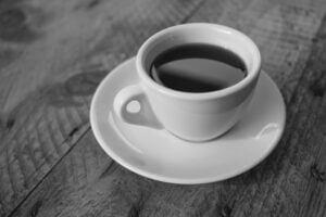 ντεκαφεινέ καφέ