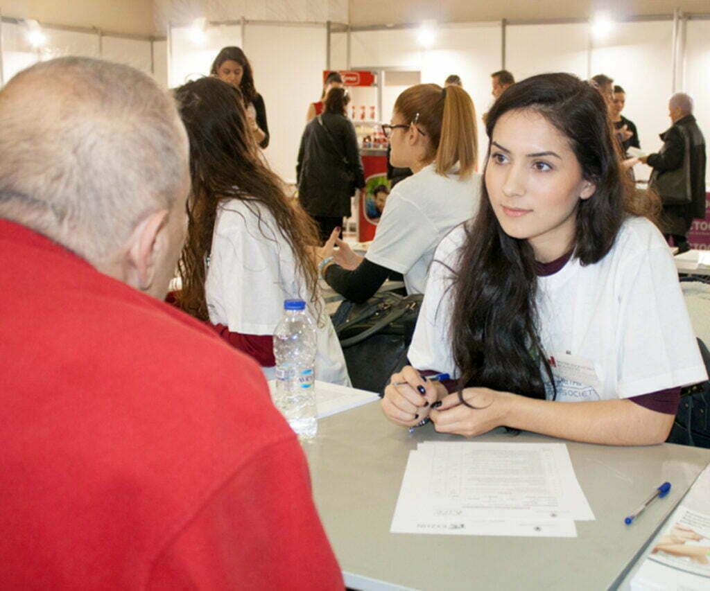 συμμετοχή των εκπαιδευόμενων σε ανοικτές εκδηλώσεις
