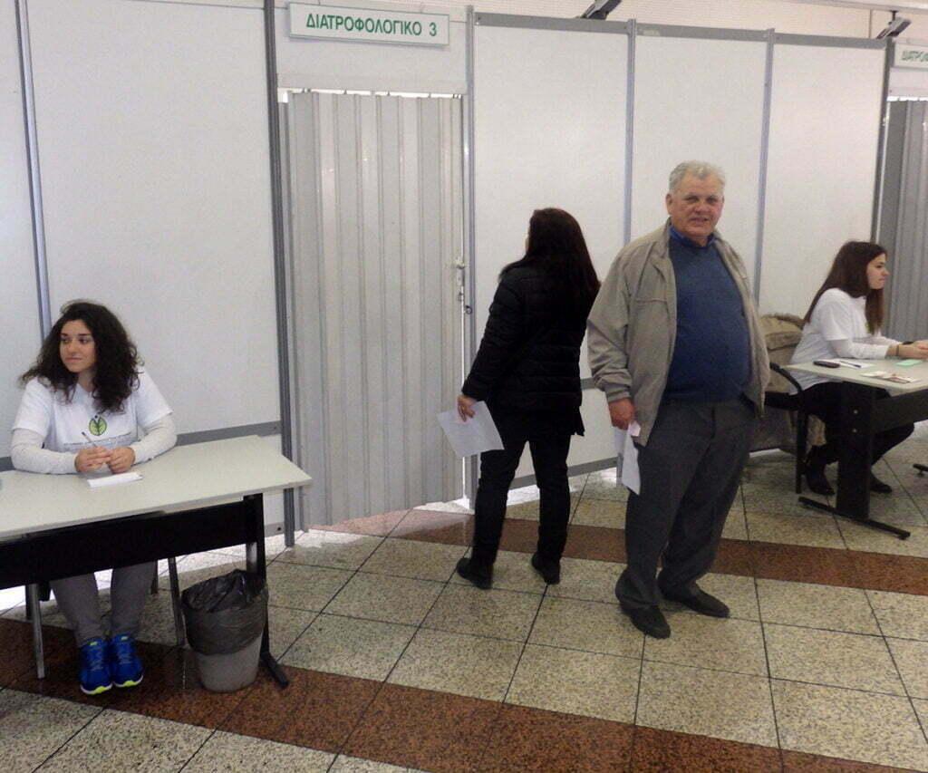 συμμετοχή των εκπαιδευόμενων σε ανοικτές εκδηλώσεις 20