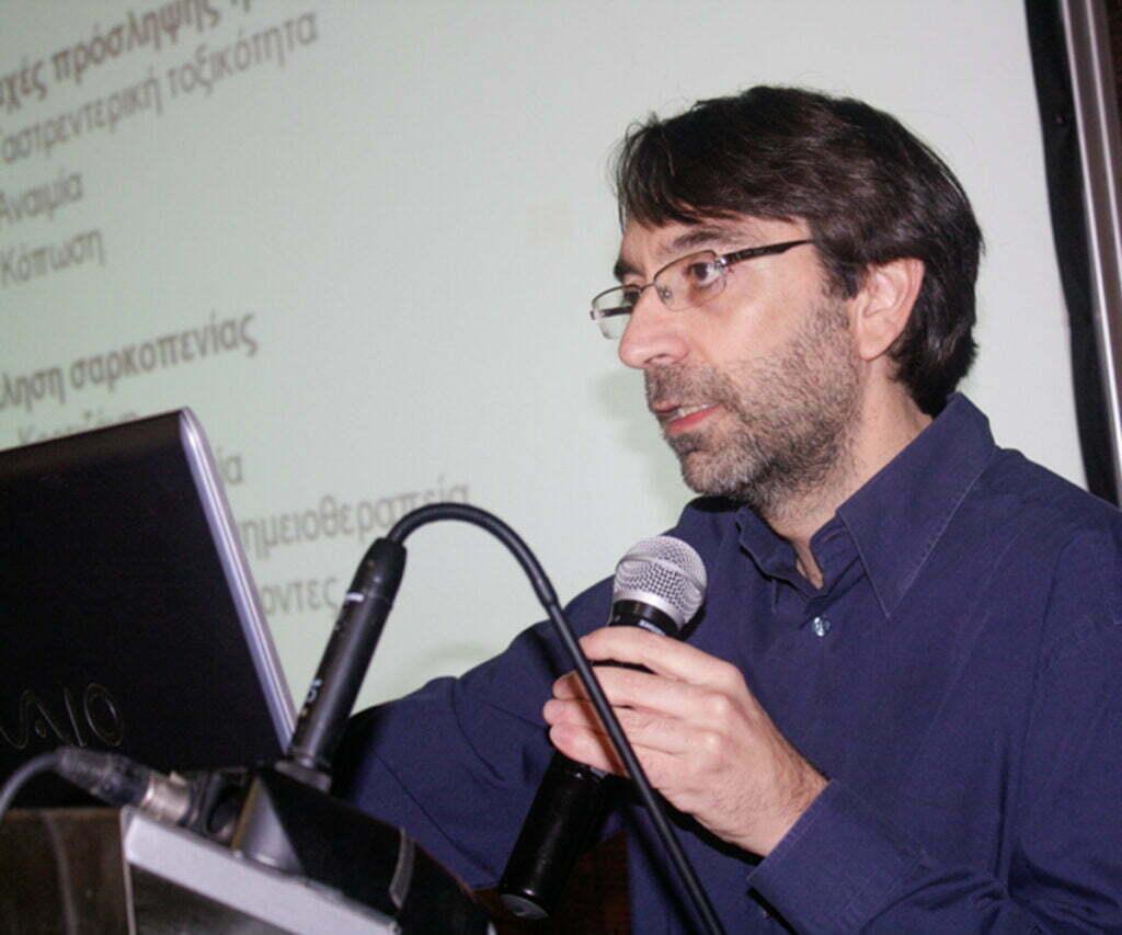 σε συνέδρια επιστημονικής ευθύνης της Ελληνικής Διατροφολογικής Εταιρείας 5