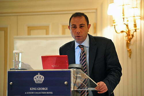 Dimitris grigorakis seminario