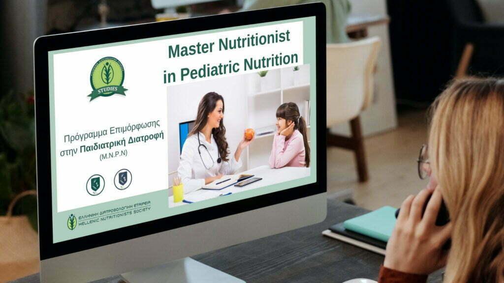Master Nutritionist in Pediatric Nutrition 6