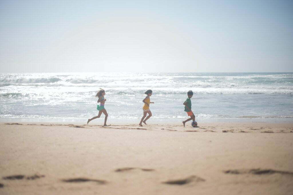 παιδιά και το καλοκαίρι