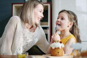 τη συμπεριφορά που σχετίζεται με την επιλεκτική διατροφή