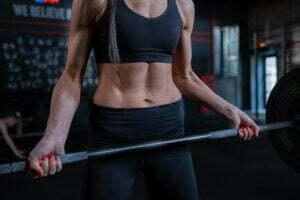 αύξηση Προπόνηση και σωστή διατροφή