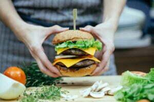 το σπιτικό fast food